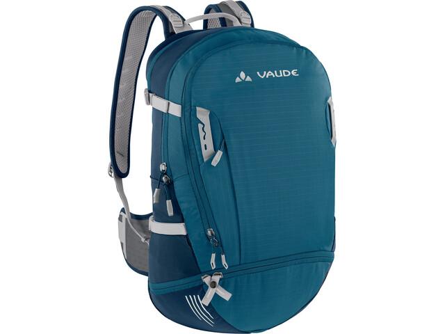 VAUDE Bike Alpin 25+5 Backpack dark petrol/blue sapphire
